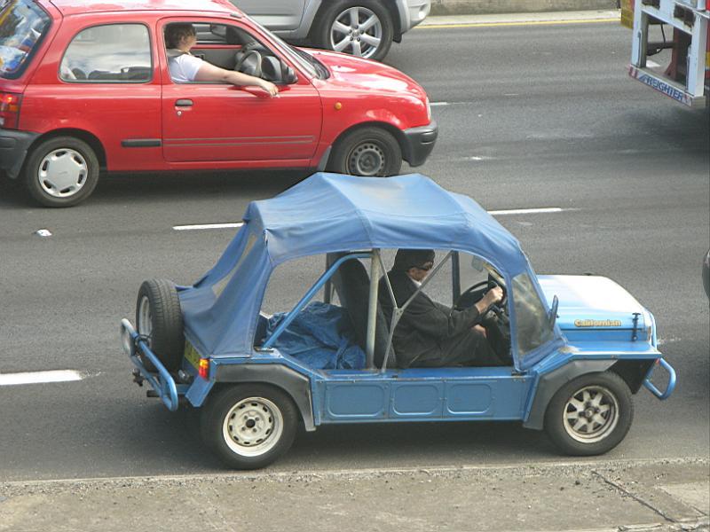 опущенных машин